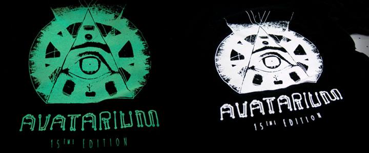 Sérigraphie tee-shirts avatarium