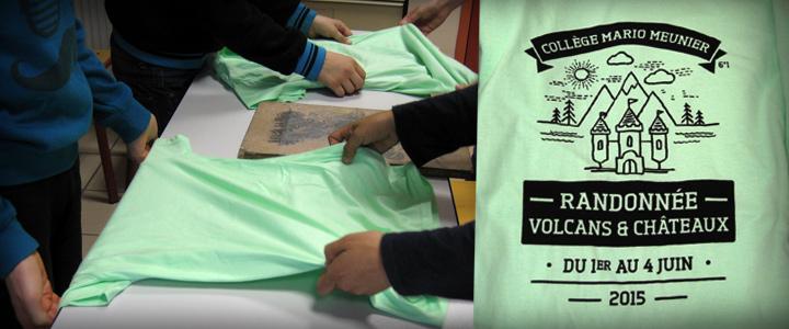 atelier tee-shirt mario meunier