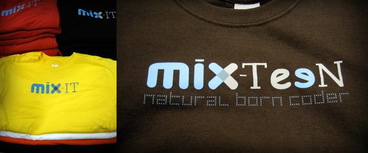 tee-shirts mix-it
